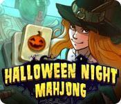 La fonctionnalité de capture d'écran de jeu Halloween Night Mahjong