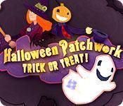 La fonctionnalité de capture d'écran de jeu Halloween Patchworks: Trick or Treat!