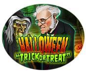 La fonctionnalité de capture d'écran de jeu Halloween - Trick or Treat