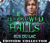 La fonctionnalité de capture d'écran de jeu Harrowed Halls: Rue du Lac Édition Collector
