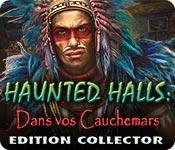 La fonctionnalité de capture d'écran de jeu Haunted Halls: Dans vos Cauchemars Edition Collector