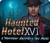 La fonctionnalité de capture d'écran de jeu Haunted Hotel: L'Horreur derrière les Mots