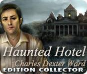 La fonctionnalité de capture d'écran de jeu Haunted Hotel: Charles Dexter Ward Edition Collector