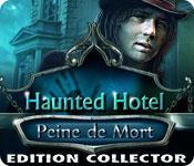 La fonctionnalité de capture d'écran de jeu Haunted Hotel: Peine de Mort Edition Collector