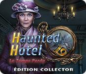 La fonctionnalité de capture d'écran de jeu Haunted Hotel: Le Temps Perdu Édition Collector