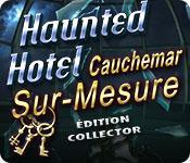 La fonctionnalité de capture d'écran de jeu Haunted Hotel: Cauchemar Sur-Mesure Édition Collector