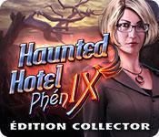 La fonctionnalité de capture d'écran de jeu Haunted Hotel: Phénix Édition Collector