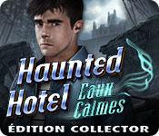 La fonctionnalité de capture d'écran de jeu Haunted Hotel: Eaux Calmes Édition Collector
