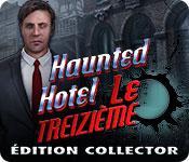 La fonctionnalité de capture d'écran de jeu Haunted Hotel: Le Treizième Édition Collector