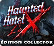 La fonctionnalité de capture d'écran de jeu Haunted Hotel: L'eX Édition Collector