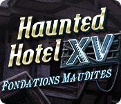 La fonctionnalité de capture d'écran de jeu Haunted Hotel: Fondations Maudites