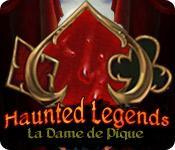 La fonctionnalité de capture d'écran de jeu Haunted Legends: La Dame de Pique