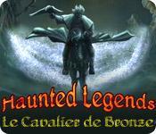 La fonctionnalité de capture d'écran de jeu Haunted Legends: Le Cavalier de Bronze