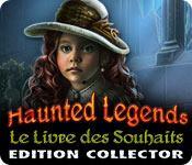La fonctionnalité de capture d'écran de jeu Haunted Legends: Le Livre des Souhaits Edition Collector