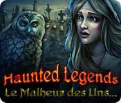 La fonctionnalité de capture d'écran de jeu Haunted Legends: Le Malheur des Uns...