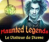 La fonctionnalité de capture d'écran de jeu Haunted Legends: Le Visiteur de Pierre