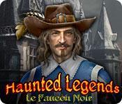 La fonctionnalité de capture d'écran de jeu Haunted Legends: Le Faucon Noir