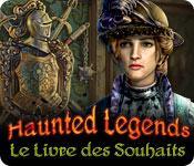 La fonctionnalité de capture d'écran de jeu Haunted Legends: Le Livre des Souhaits