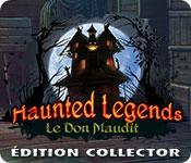 La fonctionnalité de capture d'écran de jeu Haunted Legends: Le Don Maudit Édition Collector