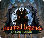 La fonctionnalité de capture d'écran de jeu Haunted Legends: Le Don Maudit