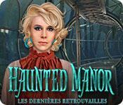 La fonctionnalité de capture d'écran de jeu Haunted Manor: Les Dernières Retrouvailles