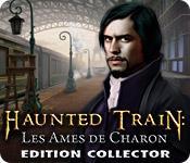La fonctionnalité de capture d'écran de jeu Haunted Train: Les Ames de Charon Edition Collector