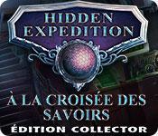 La fonctionnalité de capture d'écran de jeu Hidden Expedition: À la Croisée des Savoirs Édition Collector