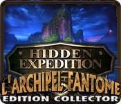 La fonctionnalité de capture d'écran de jeu Hidden Expedition: L'Archipel Fantôme Edition Collector