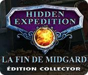 La fonctionnalité de capture d'écran de jeu Hidden Expedition: La Fin de Midgard Édition Collector