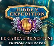 La fonctionnalité de capture d'écran de jeu Hidden Expedition: Le Cadeau de Neptune Édition Collector