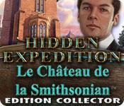 La fonctionnalité de capture d'écran de jeu Hidden Expedition: Le Château de la Smithsonian Edition Collector