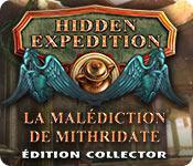 La fonctionnalité de capture d'écran de jeu Hidden Expedition: La Malédiction de Mithridate Édition Collector