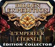 La fonctionnalité de capture d'écran de jeu Hidden Expedition: L'Empereur Éternel Édition Collector