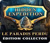 La fonctionnalité de capture d'écran de jeu Hidden Expedition: Le Paradis Perdu Édition Collector