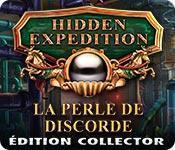 La fonctionnalité de capture d'écran de jeu Hidden Expedition: La Perle de Discorde Édition Collector