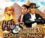 Hide and Secret 3: La Quête du Pharaon game play