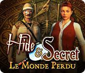 La fonctionnalité de capture d'écran de jeu Hide and Secret: Le Monde Perdu