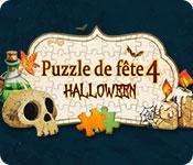 La fonctionnalité de capture d'écran de jeu Puzzle de Fête 4 Halloween