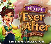 La fonctionnalité de capture d'écran de jeu Hotel Ever After: Ella's Wish Édition Collector