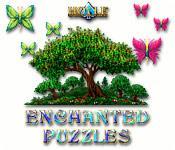 La fonctionnalité de capture d'écran de jeu Hoyle Enchanted Puzzles