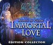 La fonctionnalité de capture d'écran de jeu Immortal Love: Beauté en Pierre Édition Collector