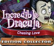 La fonctionnalité de capture d'écran de jeu Incredible Dracula: Chasing Love Édition Collector
