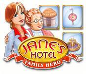 La fonctionnalité de capture d'écran de jeu Jane`s Hotel: Family Hero