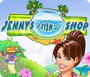 La fonctionnalité de capture d'écran de jeu Jenny's Fish Shop