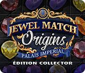 La fonctionnalité de capture d'écran de jeu Jewel Match Origins: Palais Imperial Édition Collector