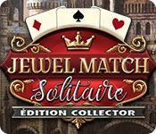 La fonctionnalité de capture d'écran de jeu Jewel Match Solitaire Édition Collector