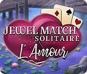 La fonctionnalité de capture d'écran de jeu Jewel Match Solitaire: L'Amour