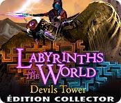 La fonctionnalité de capture d'écran de jeu Labyrinths of the World: Devils Tower Édition Collector