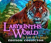 La fonctionnalité de capture d'écran de jeu Labyrinths of the World: La Loi de la Jungle Édition Collector