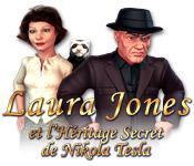Laura Jones et l'Héritage Secret de Nikola Tesla game play